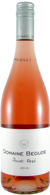 Domaine Begude, pinot rosé