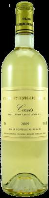 Clos Ste Magdeleine, Cassis blanc