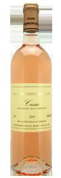 Clos Ste Magdeleine, Cassis rosé (2018)