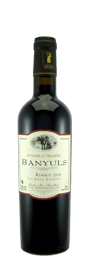 Banyuls Rimage, Domaine du Traginer,  0,5 L. (2011)