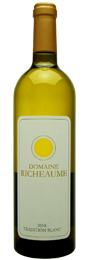 Tradition Blanc, Domaine Richeaume (2014)