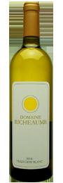 Tradition Blanc, Domaine Richeaume (2014)