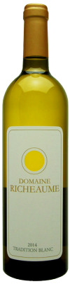 Tradition Blanc, Domaine Richeaume
