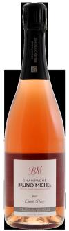 Champagne brut, Cuvée Rosé, Bruno Michel