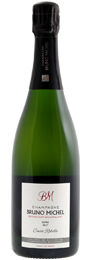Champagne extra brut, Cuvée Rebelle, Bruno Michel
