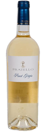 Pinot Grigio, Pratello (2016)